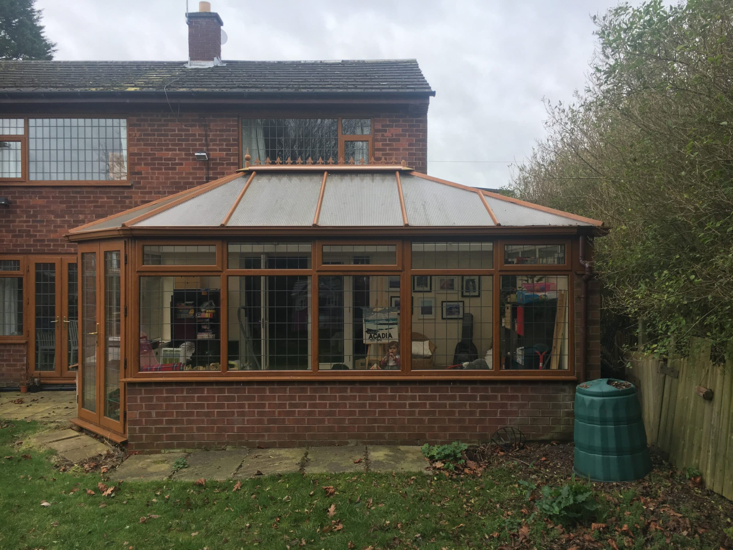large back of house conservatory 2