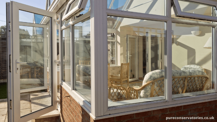 Replacing a conservatory with a solid roof