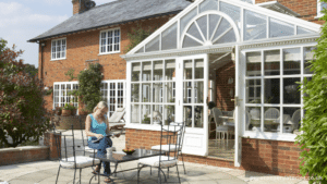 image of a converted conservatory - how much does it cost